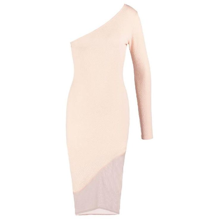 Jerseykleid - nude by Missguided
