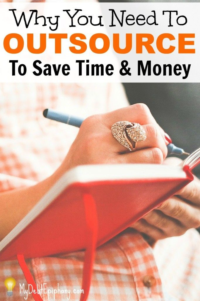 Things I Outsource to Make My Life Easier and Save Time. Saving time and money is a good combination to involve in your lifestyle.