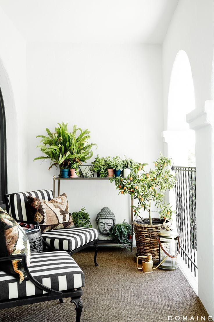 best decoración balcones u balcony images on pinterest small