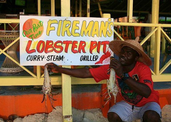Fireman's Lobster Pit, Negril Picture: The best lobster on the Island! - Check out TripAdvisor members' 18,104 candid photos and videos of Fireman's Lobster Pit
