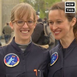 To infinity and beyondThese two women are finalists to become Germanys first female astronaut #news #alternativenews