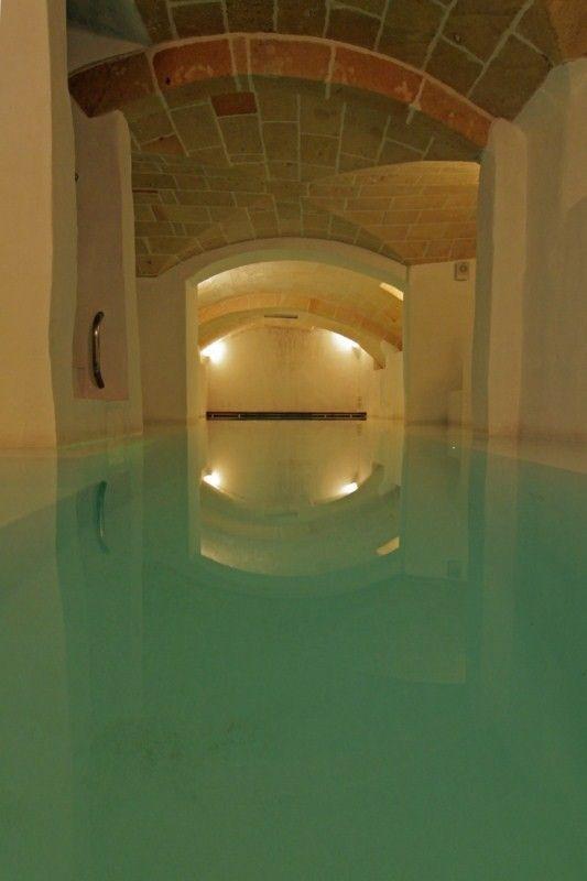 Hotel Tres Sants - Ciutadella (Menorca). Hotelero con mucho, mucho encanto en pleno centro de Ciutadella