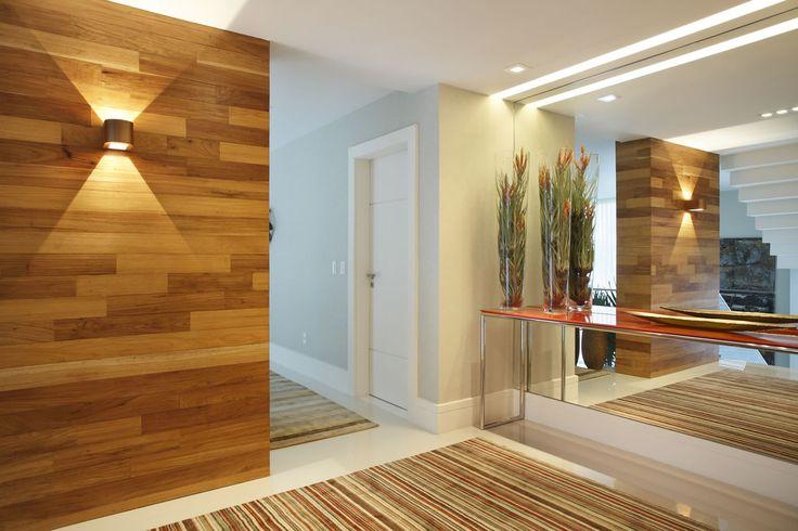 Casa com pé direito duplo moderna - veja dicas de decoração e conheça todos os ambientes! - Decor Salteado - Blog de Decoração e Arquitetura
