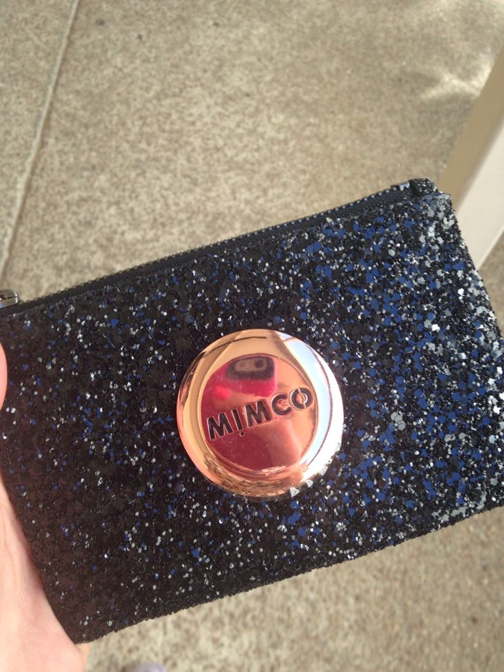 My Favourite purse!! #mimco #sparkle