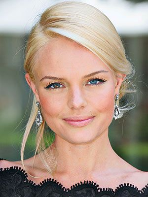 #Kate Bosworth- people say she's my twin! Plus I wish I had a jewelry line like her.