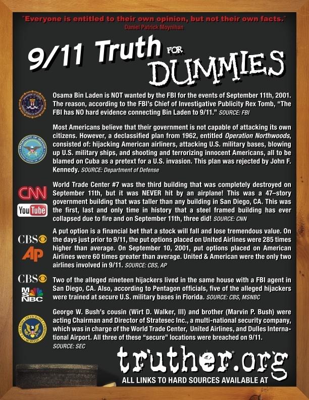 Truth - 911 was an inside job