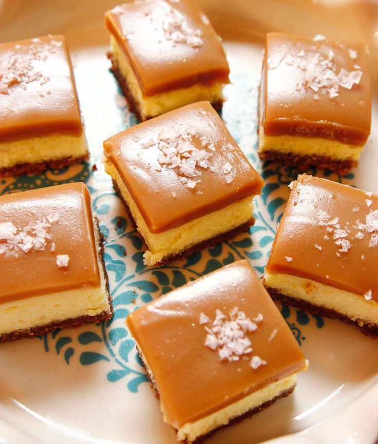 You will swoon over these salted caramel cheesecake squares. My word! I'm making them this morning on my @foodnetwork show and sharing them with my friends who are helping me shop for the @pwmercantile! Hope you enjoy the show this morning. See ya at 10 Eastern/9 Central! by thepioneerwoman