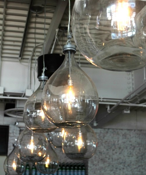 Carboy aka Demijohn Pendant Lights