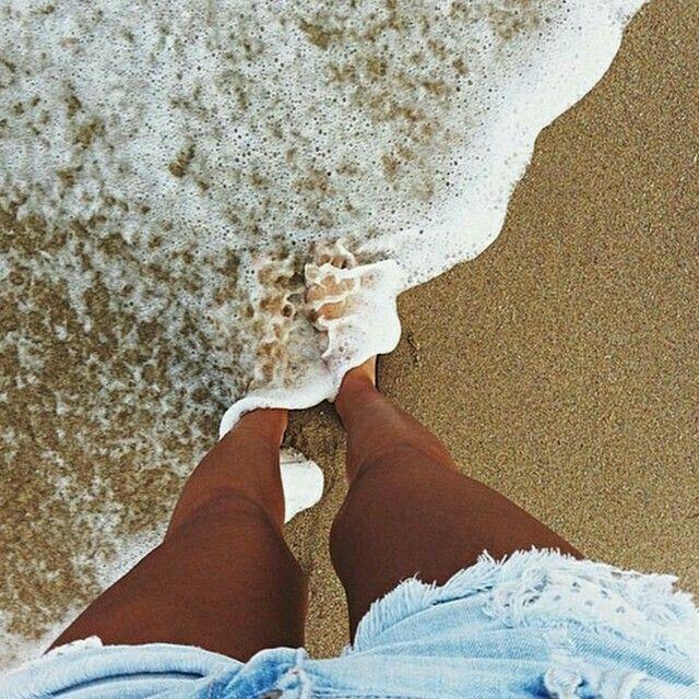 7°dia Praia logo de manha pra acorda legal amores