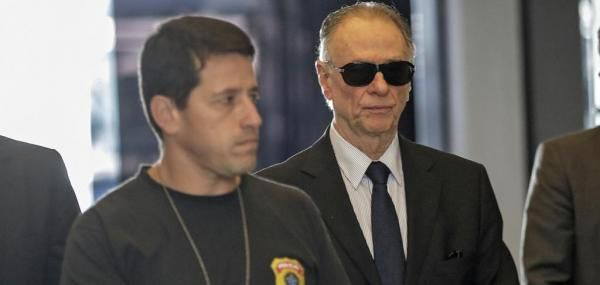 Brazilian police on Thursday arrested the president of the country's Olympic committee as part of an ongoing bribery investigation,…