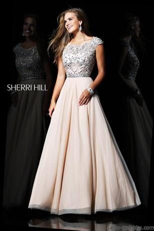 Купить платье sherri hill дешево