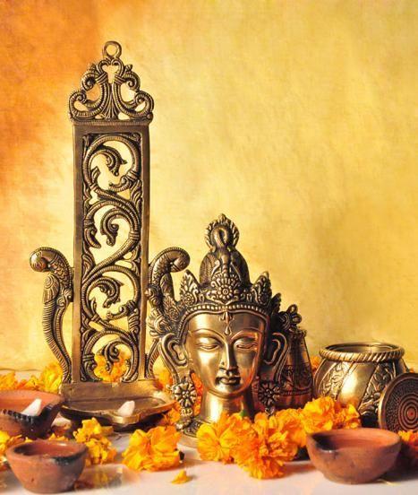 Diwali Home Decoration Lights: Pin By Vinamrta Sachdeva On Diwali Decor