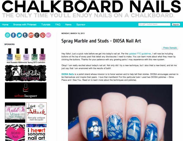 The Best Nail Art Blogs | StyleCaster