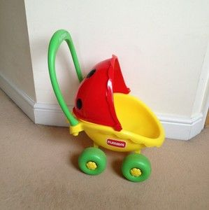 Playskool Lil' Lady Pram Late 70s 80s Retro Toy | eBay