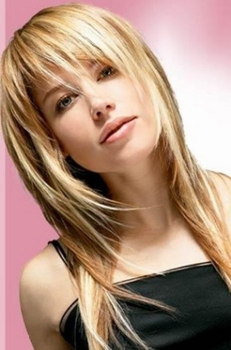 Pony Frisuren Langes Gesicht Cut Hair Styles Hairstyles With