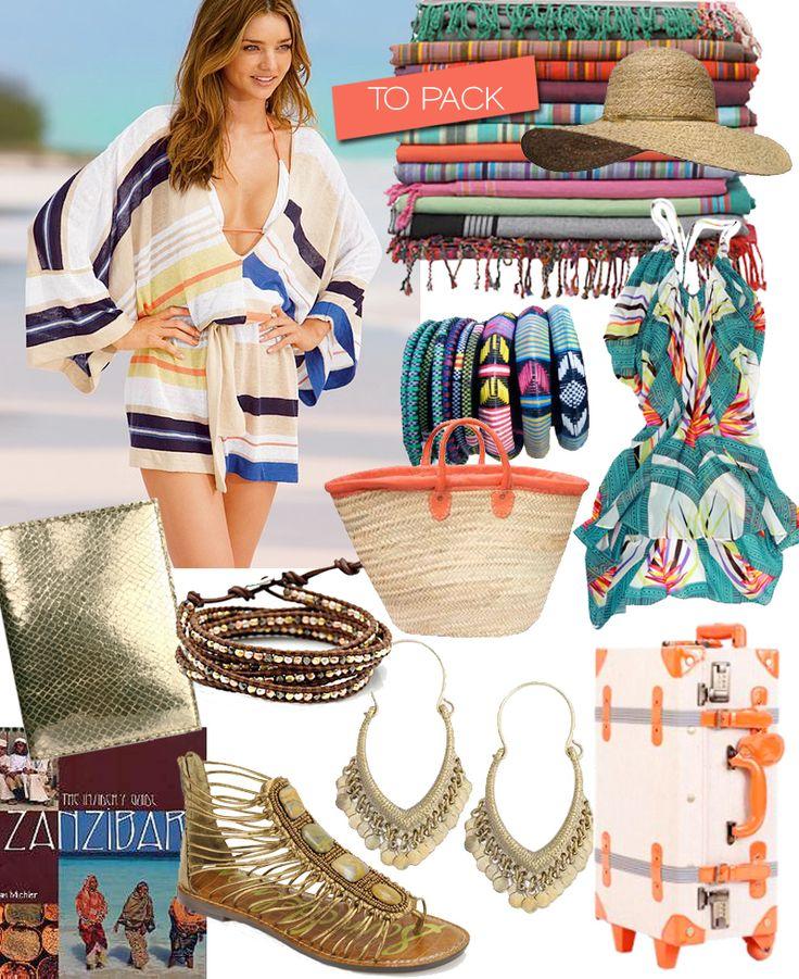 what to pack for zanzibar