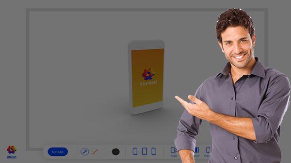 تعرف على هذا الموقع الذي يمكنك من انشاء نماذج 3d للهواتف من خلال