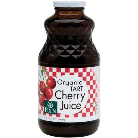 10 Health Benefits of Tart Cherry Juice