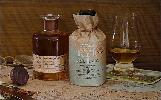 Dillon's Distillers in Ontario Canada, has