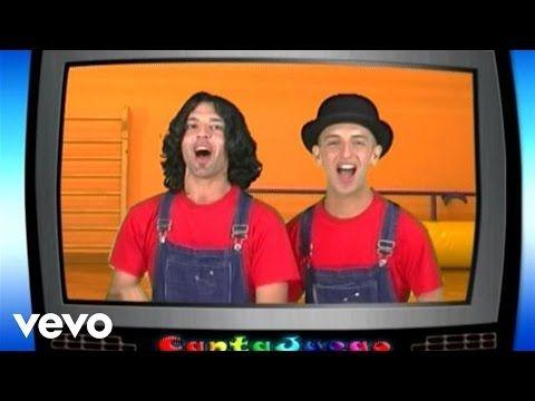 CantaJuego - Soy una Taza - YouTube