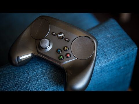Show and Tell: Valve Software Steam Controller - http://eleccafe.com/2015/10/19/show-and-tell-valve-software-steam-controller/