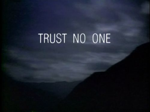 Trust No One But Yourself Quotes. QuotesGram