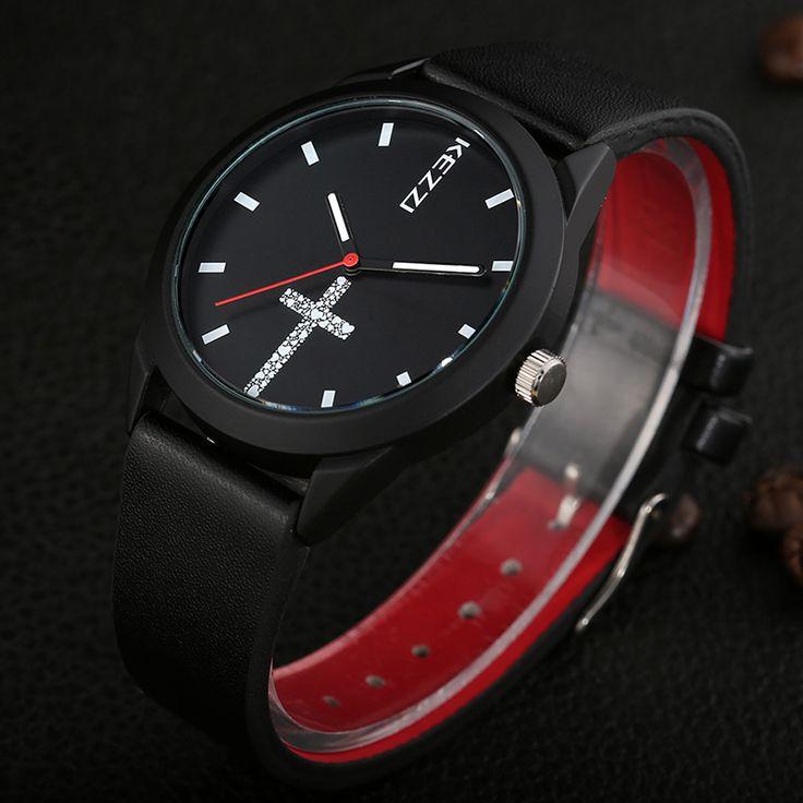 $15.99 (Buy here: https://alitems.com/g/1e8d114494ebda23ff8b16525dc3e8/?i=5&ulp=https%3A%2F%2Fwww.aliexpress.com%2Fitem%2FKEZZI-Men-Leather-Sport-Watches-Man-Fashion-Casual-Wristwatches-Clocks-Male-Reloj-Mecanico-Clocks%2F32737881274.html ) KEZZI Men Leather Sport Watches Man Fashion Casual Wristwatches Clocks Male Reloj Mecanico Clocks for just $15.99