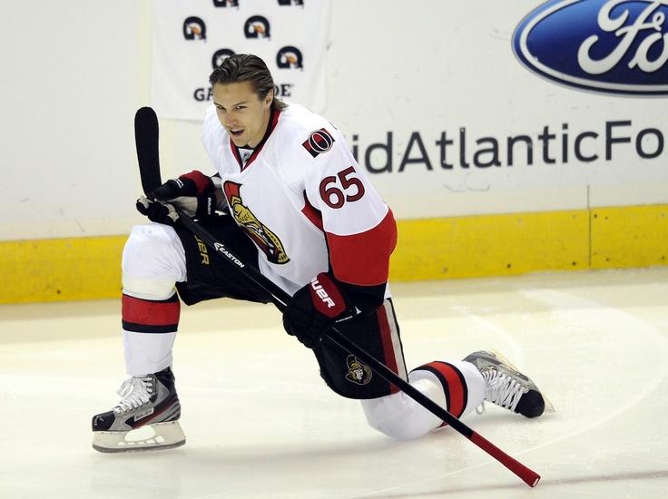Erik Karlsson, Ottawa Senators Sport hockey, Ottawa