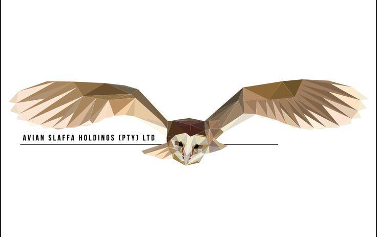 2014 Logo concept for Avian Slaffa Holdings.