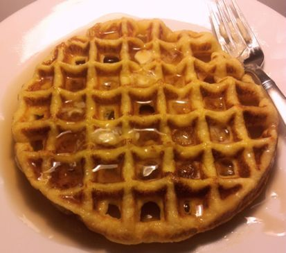 High protein low carb waffles Recipe by FLUFFY22801 via @SparkPeople