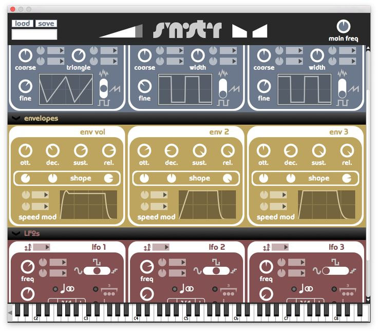 19 best synth free vst audio plugins synths images on pinterest audio instruments and tools. Black Bedroom Furniture Sets. Home Design Ideas