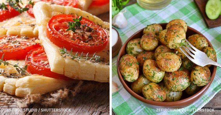 7 классных рецептов закусок для пикника