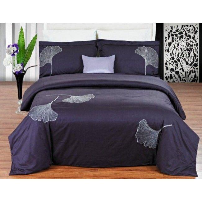 17 Best Images About Purple Bedding Sets On Pinterest