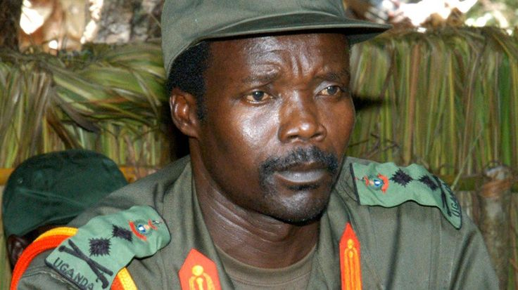 The Lord's Resistance Army is an insurgent guerrilla campaign that has been running since the late 1980s. It is led by religious fanatic Joseph Kony