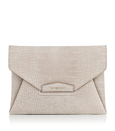 Antigona Envelope Clutch by Givency