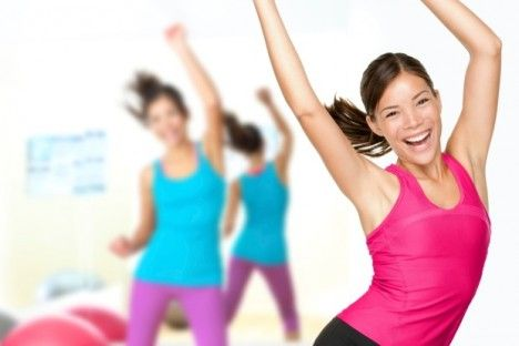 10 Things… You Can Do To Get Fit At Home
