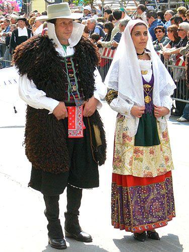 Traditional dress Teulada