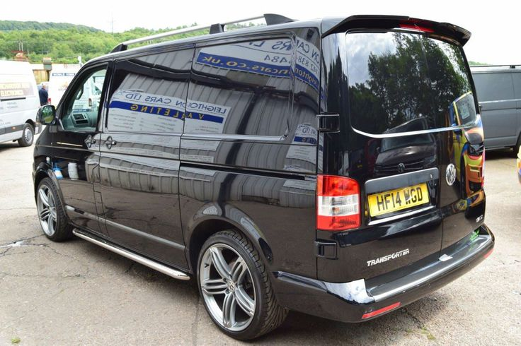 2014 14 Vw Transporter 2.0TDi T5 T28 Swb H/Line 160 PS Sportline Pack Leather | eBay