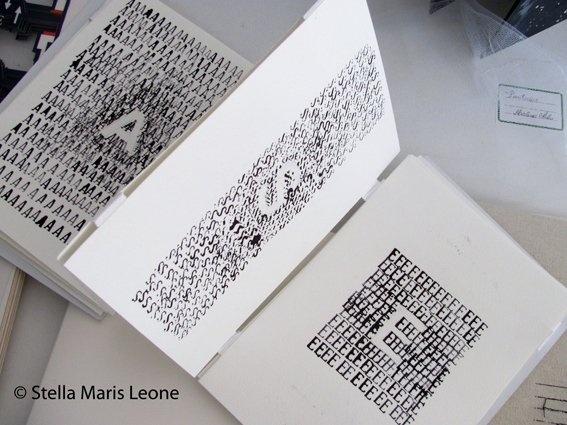 Ojo del Sur: Libros de artista