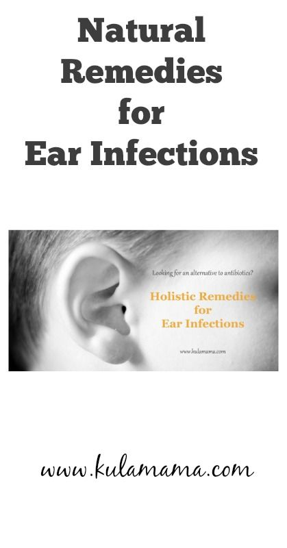 Natural remedies for ear infections from www.kulamama.com