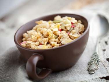 Toasted Muesli (low-fat version) - Wendyl's Green Goddess