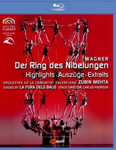 Der Ring des Nibelungen: Highlights [Blu-ray] [2008]