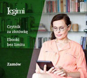 Legimi wprowadziło do swojej oferty abonamentowej czytnik inkBOOK Classic 2.  Jest to w chwili obecnej najtańszy czytnik dostępny za złotówkę, jaki dotychczas Legimi zaoferowało w ramach swojej usługi.