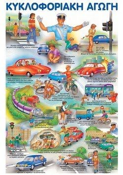 ΜΑΘΗΜΑ ΓΙΑ ΤΗΝ ΚΥΚΛΟΦΟΡΙΑΚΗ ΑΓΩΓΗ: Απρίλιος 2010