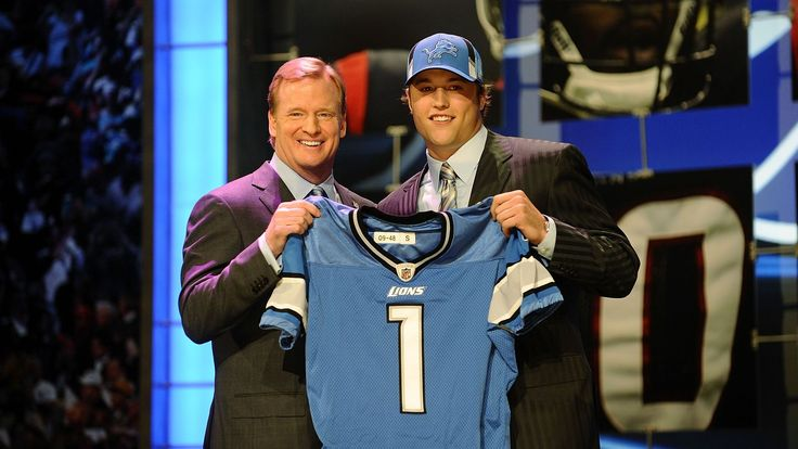 Why Matthew Stafford is so far, the most important pick in Lions history.