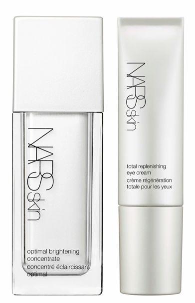 Nars skin care by Fabien Baron _