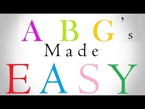 ABGs Made Easy | Arterial Blood Gas | Acid Base Balance: Everything You Need To Know! - YouTube