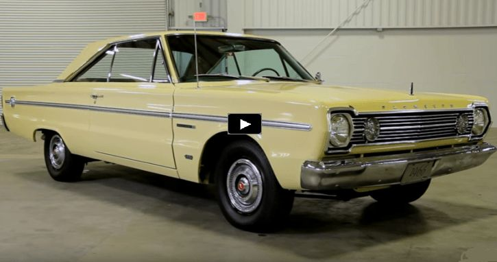 1966 Plymouth HEMI Belvedere II | Perfect Sleeper