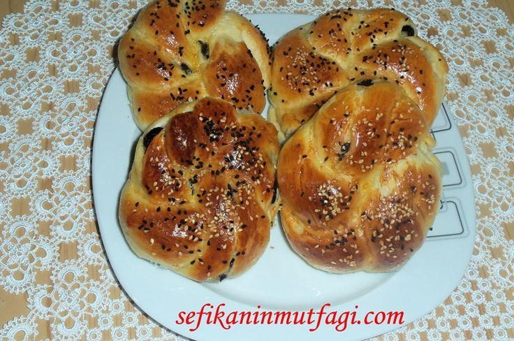 Zeytinli Açma Tarifi #açma #börek #hamur #hamurişi #recipes  http://sefikaninmutfagi.com/zeytinli-acma-tarifi/