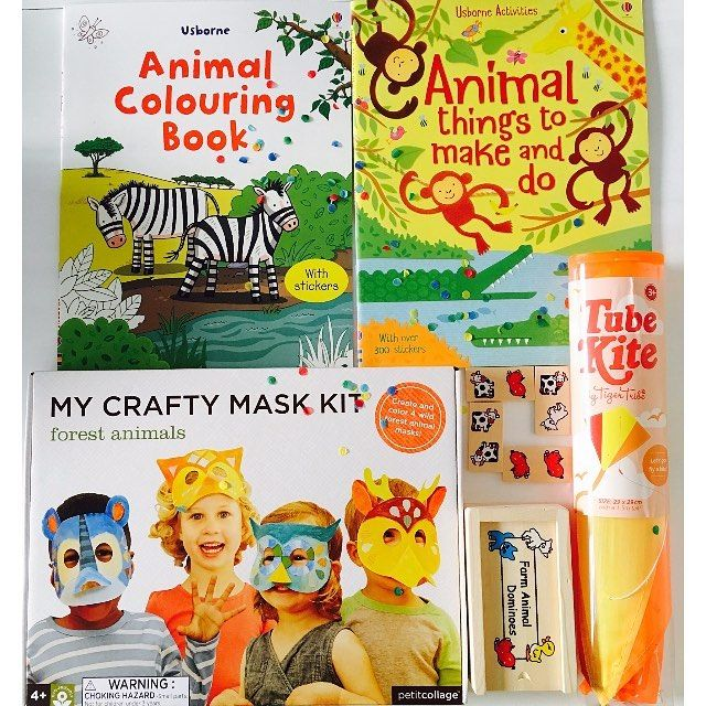 Jam-packed with activities to keep little monkeys busy our range of LIMITED EDITION activity packs are perfect as birthday presents to take on holiday or for every day!  Shop Arlo's Activity Pack on our SHOP page (link in bio). #boxformonkeys #funwithkids #kids #subscriptionbox #subscription #subscriptionboxes #thingstodowithkids #ideasforkids #preschool #activitiesforkids #kidsactivities #shopboxformonkeys